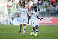 Samuel UMTITI - 09.05.2015 -  Caen / Lyon  - 36eme journee de Ligue 1<br />Photo : Vincent Michel / Icon Sport