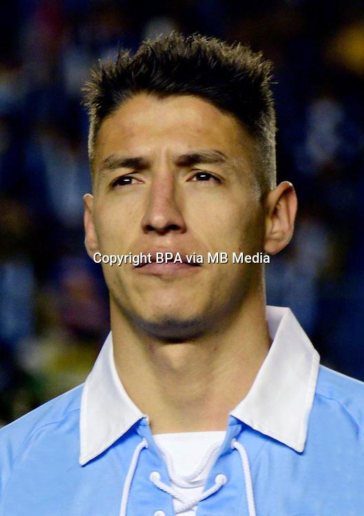 Conmebol_Concacaf - Copa America Centenario 2016 - <br /> Bolivia National Team - <br /> Nelson Cabrera