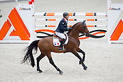 Patrice Delaveau - Orient Express HDC<br /> Alltech FEI World Equestrian Games™ 2014 - Normandy, France.<br /> © DigiShots