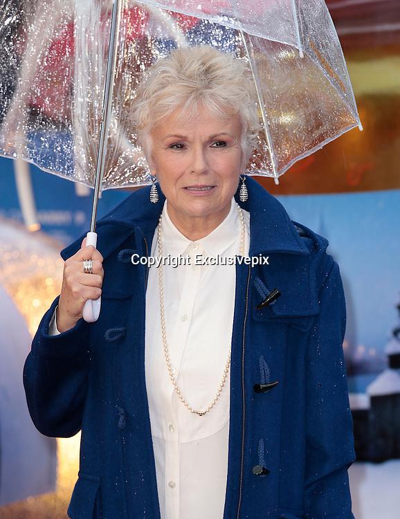 23-11-14 - Paddington World Premiere, Odeon, Leicetser Square, London - Red Carpet Arrivals<br /> <br /> Pictured: Julie Walters<br /> ©Exclusivepix
