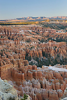 Sunrise over Bryce Canyon, Bryce Canyon National Park Utah