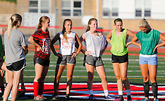 08/09/17 Bridgeport Girls Soccer Practice