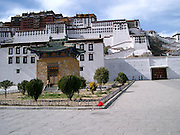 Potala palace Lhasa