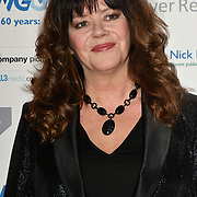 Josie Lawrence attends 2019 Writers' Guild Awards at Royal College of Physicians on 14 January 2019, London, UK