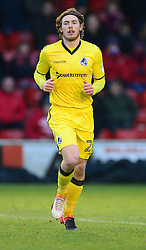Luke James of Bristol Rovers - Mandatory by-line: Alex James/JMP - 21/01/2017 - FOOTBALL - Banks's Stadium - Walsall, England - Walsall v Bristol Rovers - Sky Bet League One