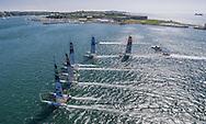 31th May 2016. World Match Racing Tour Newport RI.