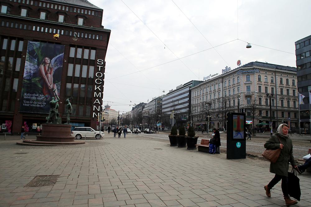 Helsinki Centre, Finland