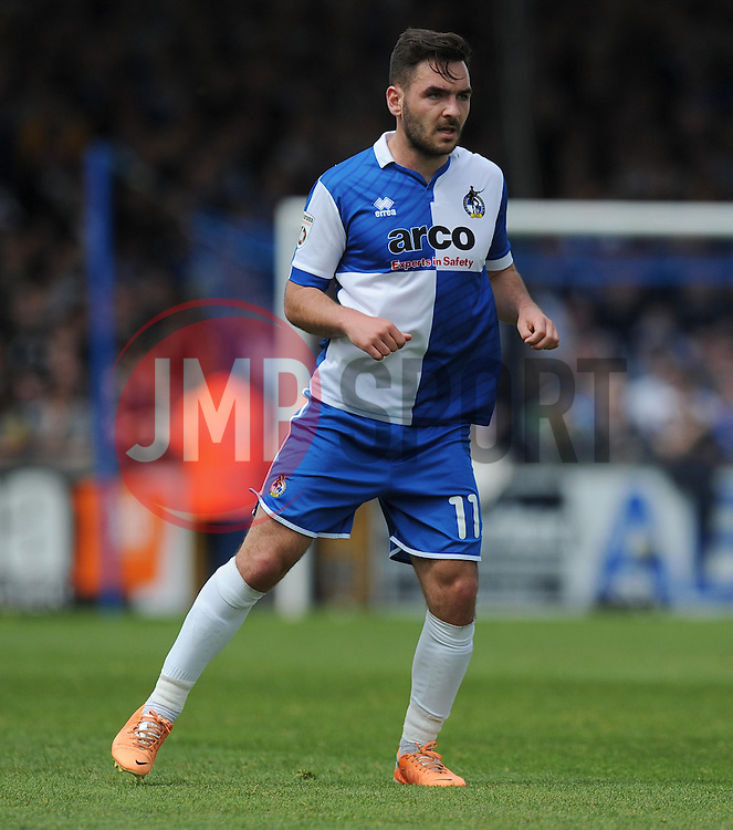 Bristol Rovers' Jake Gosling - Photo mandatory by-line: Alex James/JMP - Mobile: 07966 386802 - 03/05/2015 - SPORT - Football - Bristol - Memorial Stadium - Bristol Rovers v Forest Green Rovers - Vanarama Football Conference