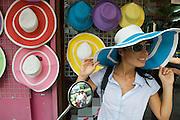 Hat Store - Saigon, Vietnam