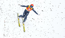 18.12.2016, Nordische Arena, Ramsau, AUT, FIS Weltcup Nordische Kombination, Skisprung, im Bild Johannes Rydzek (GER) // Johannes Rydzek of Germany during Skijumping Competition of FIS Nordic Combined World Cup, at the Nordic Arena in Ramsau, Austria on 2016/12/18. EXPA Pictures © 2016, PhotoCredit: EXPA/ JFK