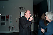 TIM PIGOTT-SMITH; ALISON STEADMAN, Enlightenment, Gala night, Hampstead Theatre, Swiss Cottage, London. 5 October 2010. -DO NOT ARCHIVE-© Copyright Photograph by Dafydd Jones. 248 Clapham Rd. London SW9 0PZ. Tel 0207 820 0771. www.dafjones.com.
