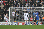 Milton Keynes Dons striker Dean Bowditch (9) scores a goal 1-0 and celebrates during the EFL Sky Bet League 1 match between Milton Keynes Dons and AFC Wimbledon at stadium:mk, Milton Keynes, England on 10 December 2016.