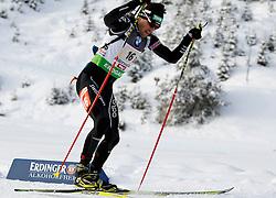 18.12.2011, Biathlonzentrum, Hochfilzen, AUT, E.ON IBU Weltcup, 3. Biathlon, Hochfilzen, Mix Staffel, im Bild Ivan Joller (SUI) // during Mixed Relay E.ON IBU World Cup 3th Biathlon, Hochfilzen, Austria on 2011/12/18. EXPA Pictures © 2011, PhotoCredit: EXPA/ Oskar Hoeher