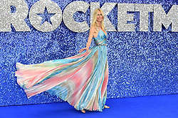 Claudia Schiffer attending the Rocketman UK Premiere, at the Odeon Luxe, Leicester Square, London.