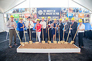 St Vincent De Paul Groundbreaking Event