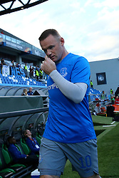 September 14, 2017 - Reggio Emilia, Italy - Wayne Rooney of Everton during the UEFA Europa League group E match between Atalanta and Everton FC at Stadio Citta del Tricolore on September 14, 2017 in Reggio nell'Emilia, Italy. (Credit Image: © Matteo Ciambelli/NurPhoto via ZUMA Press)