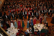 The Royal Caledonian Ball 2007. Grosvenor House. 4 May 2007.  -DO NOT ARCHIVE-© Copyright Photograph by Dafydd Jones. 248 Clapham Rd. London SW9 0PZ. Tel 0207 820 0771. www.dafjones.com.