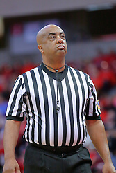 10 December 2016:   Zelton Steed during an NCAA  mens basketball game between the UT Martin Skyhawks and the Illinois State Redbirds in a non-conference game at Redbird Arena, Normal IL