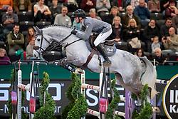 KUKUK Christian (GER), Lukas 1054<br /> Leipzig - Partner Pferd 2019<br /> IDEE Kaffe Preis<br /> CSI5*<br /> 18. Januar 2019<br /> © www.sportfotos-lafrentz.de/Stefan Lafrentz