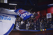 DESCRIZIONE : Milano Coppa Italia Final Eight 2013 Finale Cimberio Varese Montepaschi Siena<br /> GIOCATORE : Fossa dei Leoni Tifosi Fortitudo Striscione<br /> CATEGORIA : curiosita<br /> SQUADRA : Montepaschi Siena Cimberio Varese<br /> EVENTO : Beko Coppa Italia Final Eight 2013<br /> GARA : Cimberio Varese Montepaschi Siena<br /> DATA : 10/02/2013<br /> SPORT : Pallacanestro<br /> AUTORE : Agenzia Ciamillo-Castoria/M.Marchi<br /> Galleria : Lega Basket Final Eight Coppa Italia 2013<br /> Fotonotizia : Milano Coppa Italia Final Eight 2013 Finale Cimberio Varese Montepaschi Siena<br /> Predefinita :