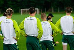 at practice of Slovenian National team on June 03, 2010, at Sports park Kidricevo, in Kidricevo at Ptuj, Slovenia. (Photo by Vid Ponikvar / Sportida)