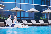 Kerry Hotel Hong Kong 2018 Promotion Material.<br /> (Photo by Moses Ng /MozImages)