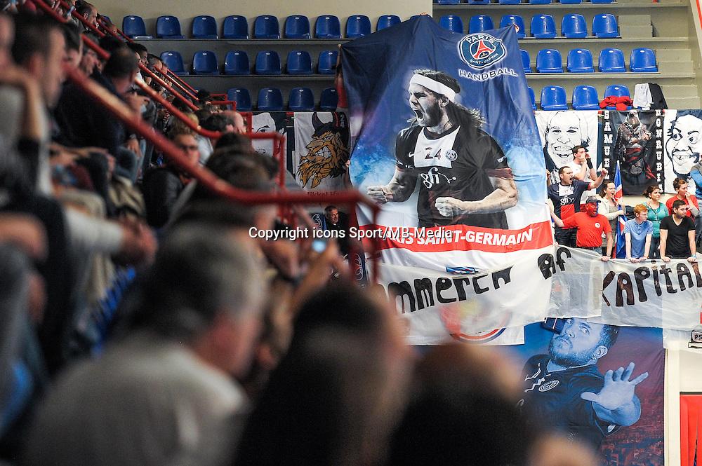 Supporters PSG - 14.05.2015 - PSG / Dunkerque - 23eme journee de D1<br /> Photo : Andre Ferreira / Icon Sport