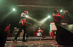 The View, plays the Clash Arena tent..Saturday at Rockness 2012..©Michael Schofield..