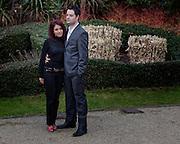 Pre Wedding Photographs of Tanya & Vasili at The Arboretum, Nottingham