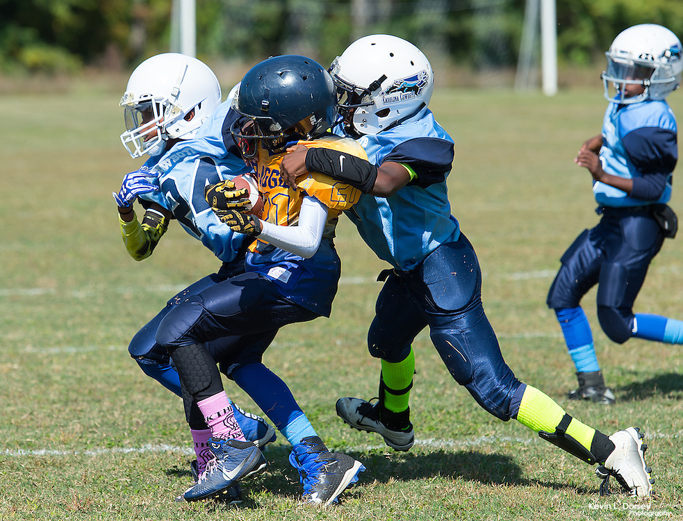 2016 Carolina Cowboys vs Greensboro Jr Aggies