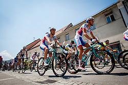 Antonino Parrinelo (ITA) of Androni-Ciocattoli during 4th Stage Brezice - Novo Mesto (155,8 km) at 20th Tour de Slovenie 2013, on June 16, 2013, in Brezice, Slovenia. (Photo by Urban Urbanc / Sportida.com)
