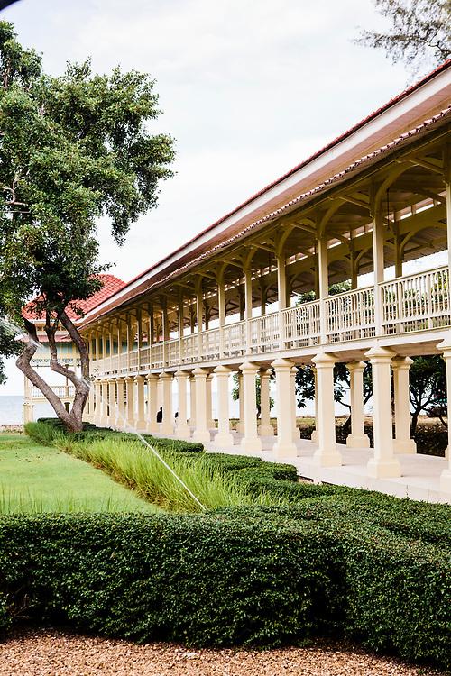 Mrigadayavan Palace, Hua Hin