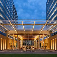 Cox Enterprises C-Tech Reception Building 29 - Atlanta, GA