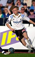Bærum 21042003 Eliteserien i fotball Stabæk - Odd. Anders Rambekk, Odd<br /> <br /> Foto: Andreas Fadum, Digitalsport