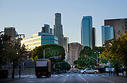 Downtown LA at Central Ave