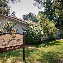 State Indian Museum, Sacramento, California