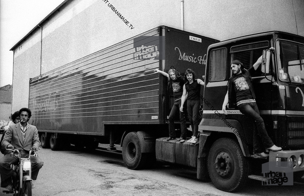 Motorhead - London 1987