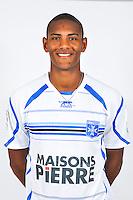 Sebastien HALLER  - 18.09.2013 - Photo Officielle - Auxerre -<br /> Photo : Icon Sport