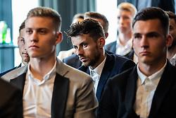 Asmir Suljic during SPINS XI Nogometna Gala 2019 event when presented best football players of Prva liga Telekom Slovenije in season 2018/19, on May 19, 2019 in Slovene National Theatre Opera and Ballet Ljubljana, Slovenia. Photo by Grega Valancic / Sportida.com