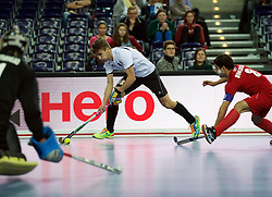 LEIZPIG - WC HOCKEY INDOOR 2015<br /> AUT v IRI (Semi Final 2)<br /> MINAR Michael and BOHLOOLI Masoud (C)<br /> FFU PRESS AGENCY COPYRIGHT FRANK UIJLENBROEK