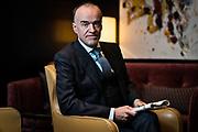 Frankfurt | 22.11.2017<br /> <br /> Bankier, Finanzexperte, Manager Leonhard &quot;Lenny&quot; Fischer in Frankfurt am Main am 22. November 2017<br /> <br /> photo &copy; peter-juelich.com