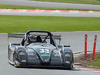 #33 Richard HARDIE Radical SR3  during Aim Technologies Bikesports Championship as part of the 750 Motor Club at Oulton Park, Little Budworth, Cheshire, United Kingdom. April 14 2018. World Copyright Peter Taylor/PSP.