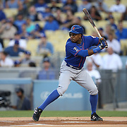 2014 MLB Mets at Dodgers