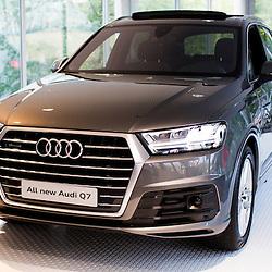 Audi Q7 launch