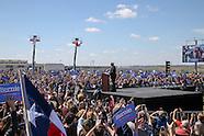 Bernie Sanders Campaigns in Austin TX Feb 27 2016