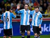 20130206 Sverige - Argentina