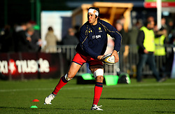 Dean Hammond of Worcester Warriors - Mandatory by-line: Robbie Stephenson/JMP - 12/11/2017 - RUGBY - Twickenham Stoop - London, England - Harlequins v Worcester Warriors - Anglo-Welsh Cup