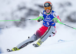 29.12.2014, Hohe Mut, Kühtai, AUT, FIS Ski Weltcup, Kühtai, Slalom, Damen, 1. Durchgang, im Bild Nicole Hosp (AUT) // Nicole Hosp of Austria in action during 1st run of Ladies Slalom of the Kuehtai FIS Ski Alpine World Cup at the Hohe Mut Course in Kuehtai, Austria on 2014/12/29. EXPA Pictures © 2014, PhotoCredit: EXPA/ JFK