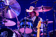 "Jonathan ""Butch"" Norton, drummer for Lucinda Williams at Celebrate Brooklyn."