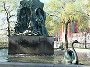 Molins fontän i Kungsträdgården